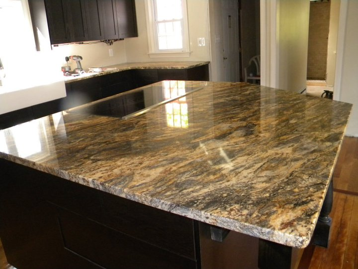 Kitchen Granite Counter Tops