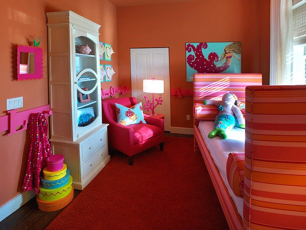 big girl bedroom decorating ideas