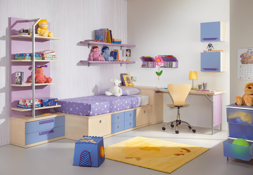 fun kid bedroom decorating ideas