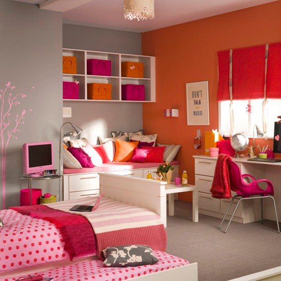 girl bedroom makeover ideas