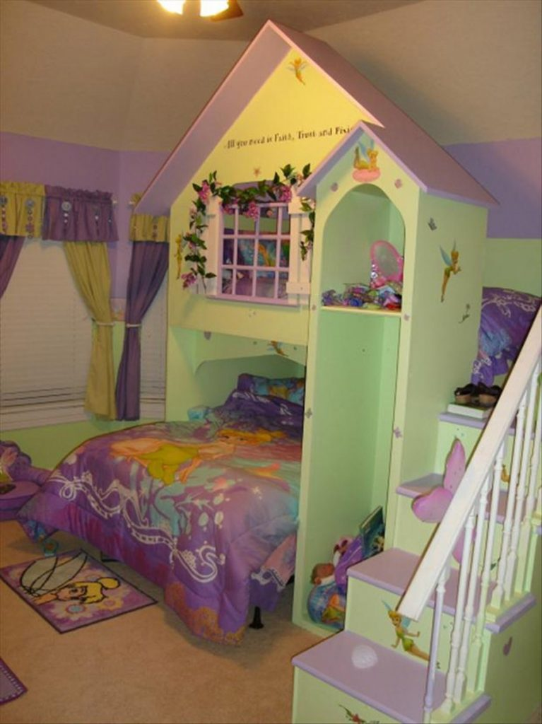 kid bedroom decorating ideas