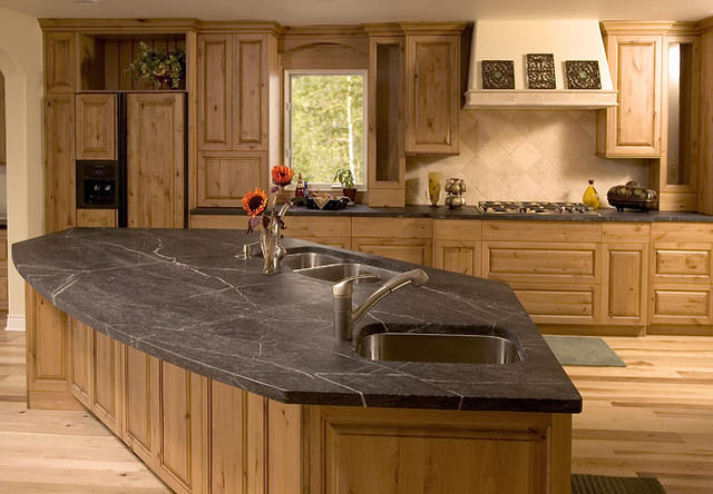 kitchen granite countertops pics