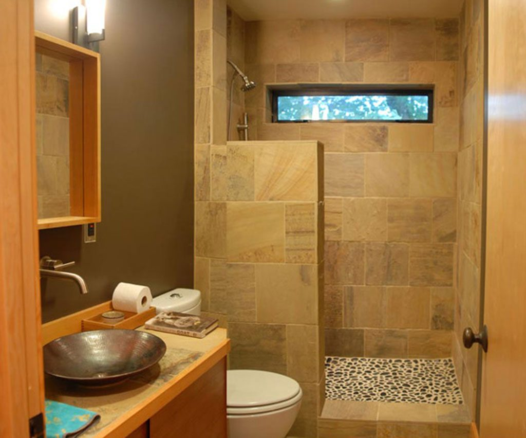 small bathroom ideas color