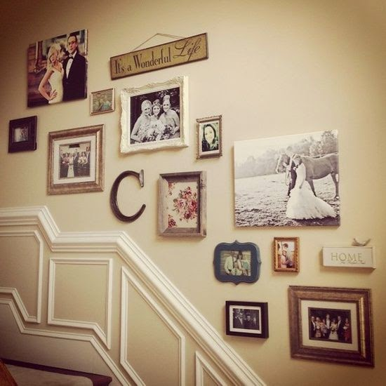 wall picture ideas collage