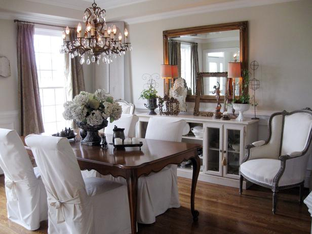 dining room design for small spaces