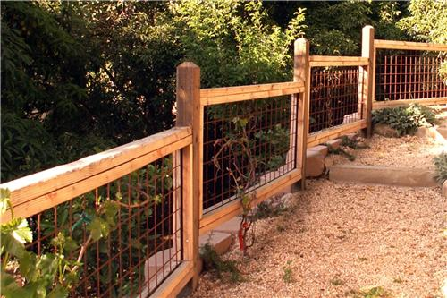 Fence designs ideas along with tips 1