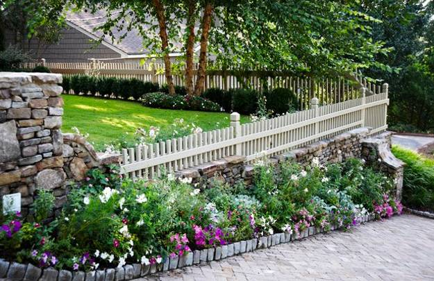 Fence designs ideas along with tips 4