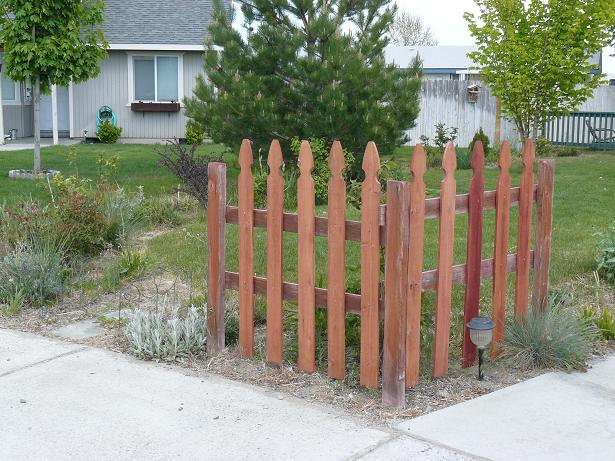 Fence designs ideas along with tips 6