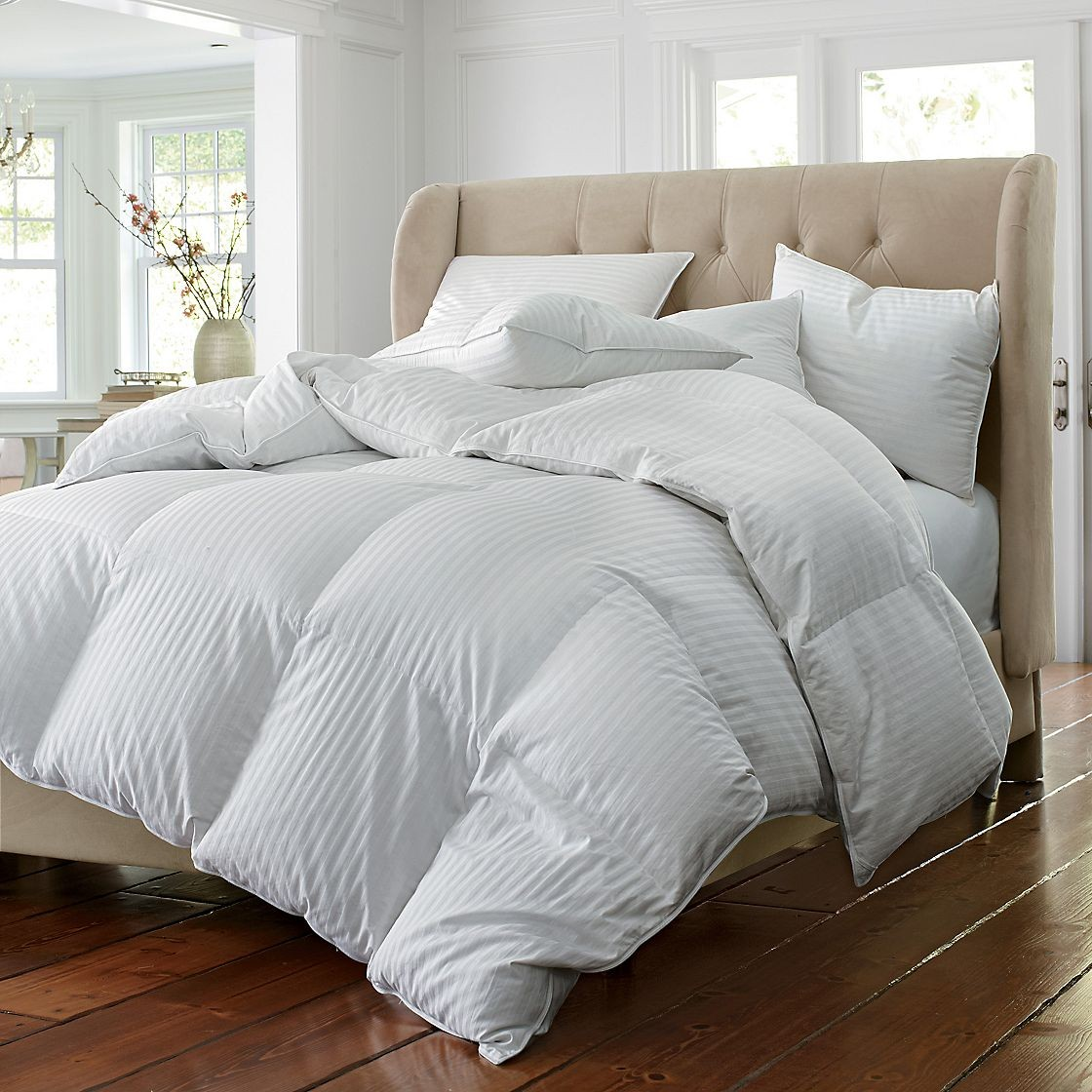 How To Choose Down Comforter Sets Home Improvement