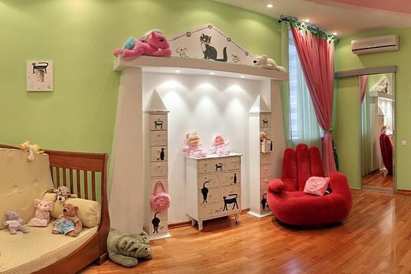 kid bedroom decoration