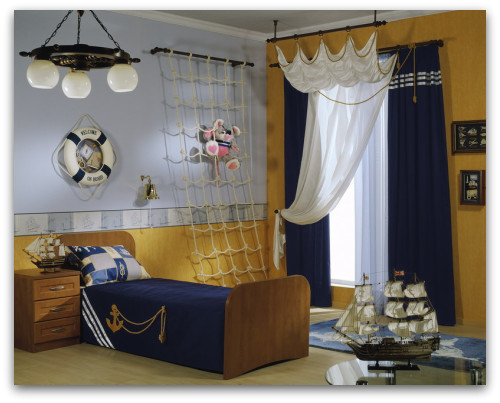 nautical home decor ideas