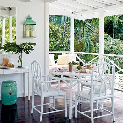 tropical home decor pictures