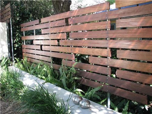 Fence designs ideas along with tips 3