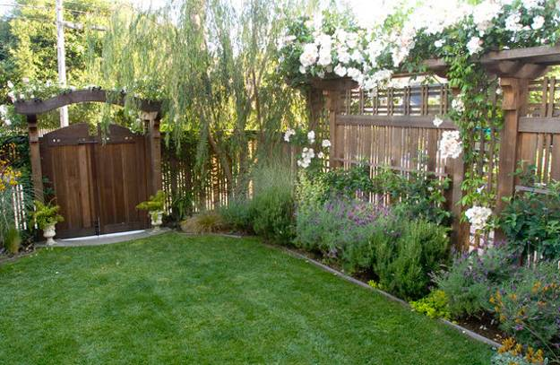 Fence designs ideas along with tips 7